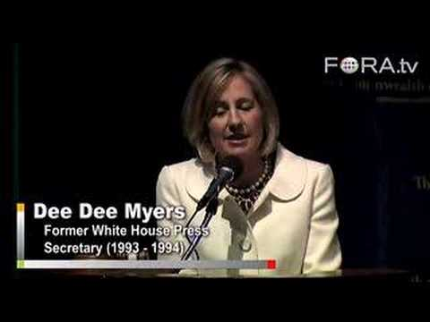 Dee Dee Myers - Different Standards for Working Women