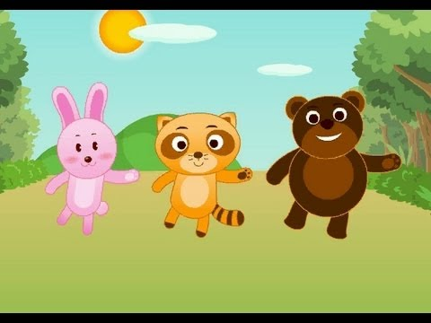 Muffin Songs - ABC Song   nursery rhymes & children songs with lyrics