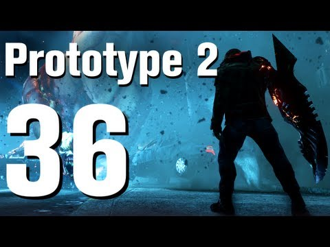 Prototype 2 Walkthrough Part 36 - Fly in the Ointment 1 of 2 [No Commentary / HD / Xbox 360]