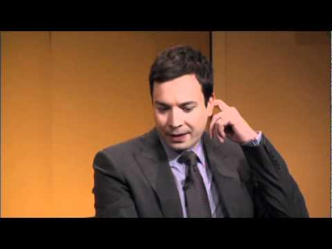 Jimmy Fallon: SNL, Late Night and First Impressions