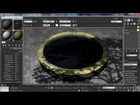 3DS Max 2013 Tutorial | Using a Projector Map in 3DS Max | InfiniteSkills