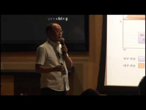 TEDxSinchon - Seo, Woongwan - Successful Failure of My Company, stori Co.