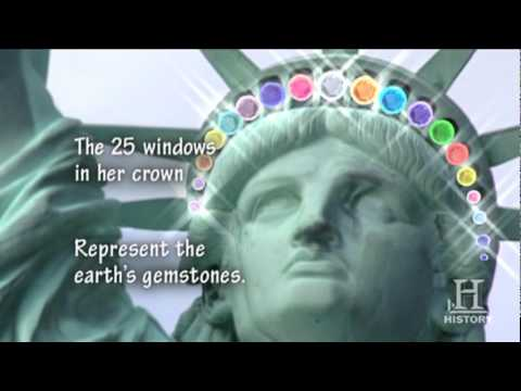 History Specials: Statue of Liberty Deconstructed