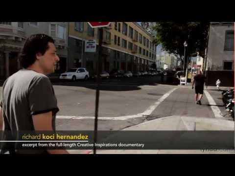 lynda.com documentary | Richard Koci Hernandez, Multimedia Journalist- Street Photography