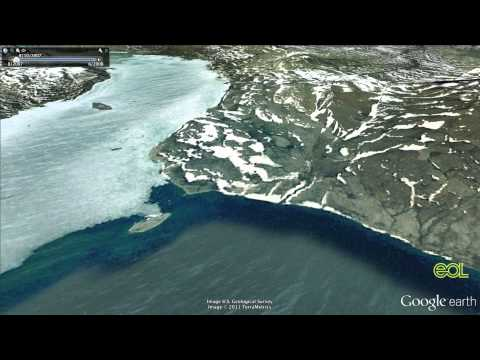 Migration Google Earth Tour Video