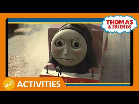 Thomas & Friends: Which Load For Rosie? Play Along