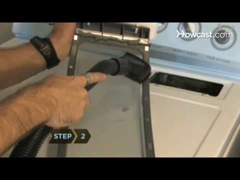 How To Clean a Clothes Dryer Filter