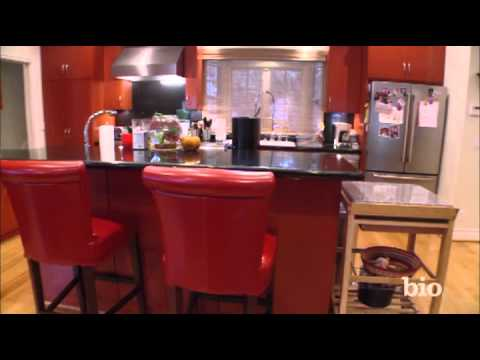 Celebrity House Hunting - Carnie Wilson - My Kitchen