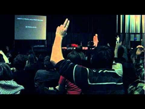 TEDxLjubljana - KUD Ljud - All You Need is Love