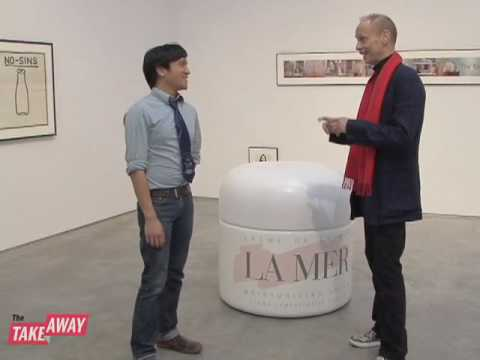 John Waters takes us on a private art tour: A look at angry dogs, sex drugs and $880,000 face cream