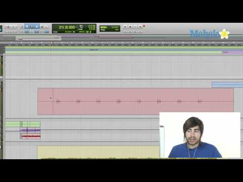 Smart Tool in Waveform View - Pro Tools 9