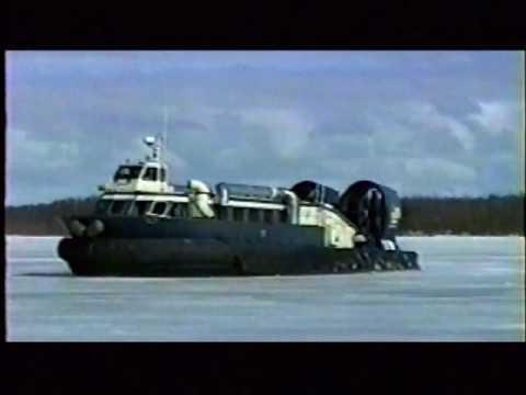 Hovercraft: Arctic Efficient