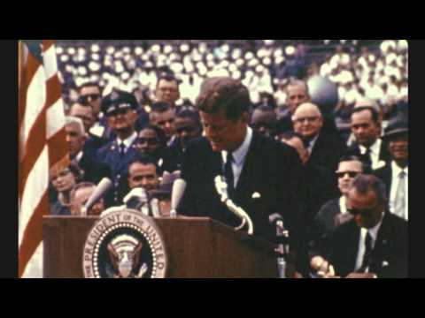 JFK's Rice Speech on NASA TV Sept. 12