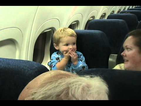 How to Avoid Tantrums on Airplanes