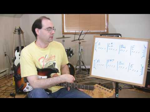 Mixolydian Mode - Part 4