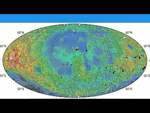 Thrust Faulting on the Moon - Center for Earth and Planetary Studies