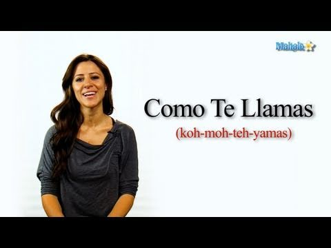 "How to Say ""What Is Your Name"" in Spanish"