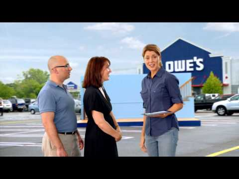 "MyLowe's Commercial - ""Finger Paint"""