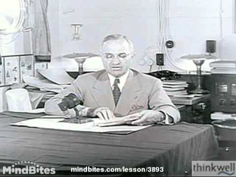 Public Speaking: Harry S. Truman