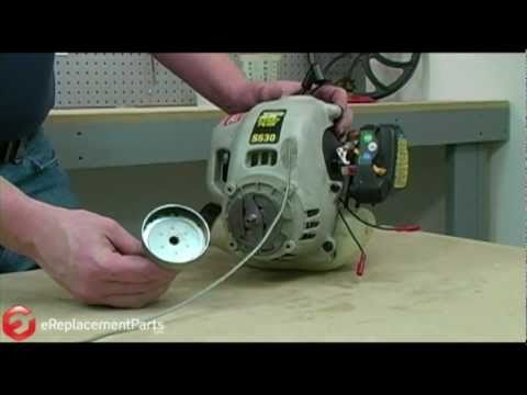 How to Fix the Starter on a Ryobi Trimmer