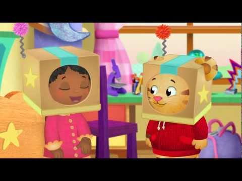 The Fred Rogers Company on DANIEL TIGER'S NEIGHBORHOOD  | PBS KIDS
