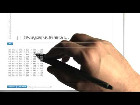 Divisible by Five Solution - Algorithms - Graphs - Udacity