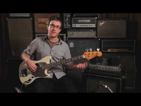 Bass Guitar Lesson: Playing Notes: The Basics