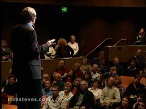 Rick Steves' Iran Lecture Part 5: Death to Traffic?