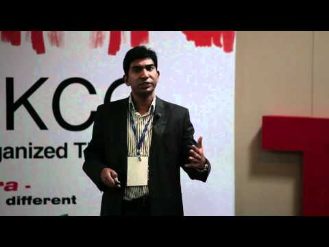 TEDxKCG - Dr. Kumarasamy - Fighting the HIV