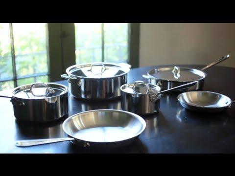 SWEEPSTAKES: 10-Piece Cookware Set || KIN EATS