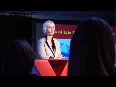 TEDxAmsterdamWomen 2011 - Marli Huijer - Life Rhythms 24/7-Society