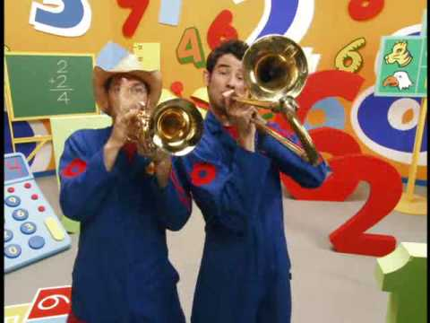 Imagination Movers - Numbers In A Bag