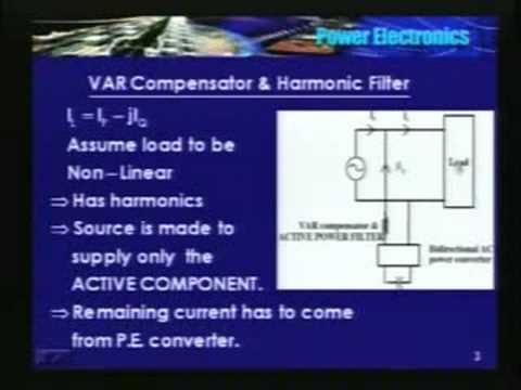 Lecture - 22 Power Electronics