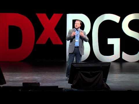 TEDxBGSU - JOHN POBOJEWSKI- SENIOR DESIGNER, THIRST