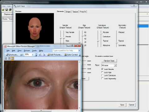 PhotoFit Avatar Creation: Workflow Part 1