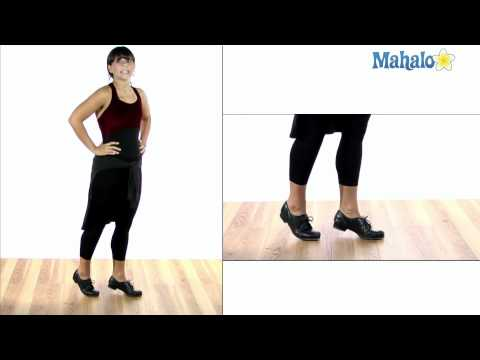 How to Tap Dance: Hop Scuffle Step