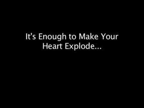 Exploding Manatee Heart