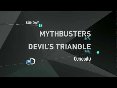 Curiosity: Devil's Triangle | Sunday 9/8c after NEW MythBusters!
