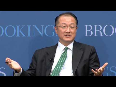 Jim Yong Kim: Energy Has Competing Demands for Development and Healthy Environment