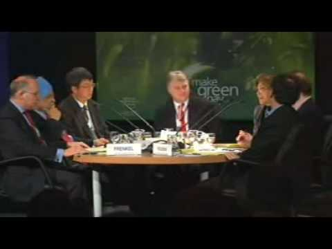 Davos Annual Meeting 2007 - Update 2007: The Global Economy