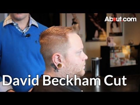 How to Get Your Hair to Look Like David Beckham