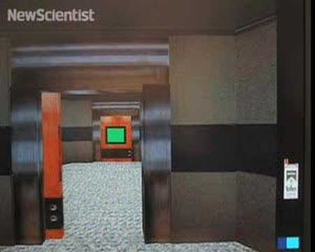 Schizophrenia explored through virtual reality