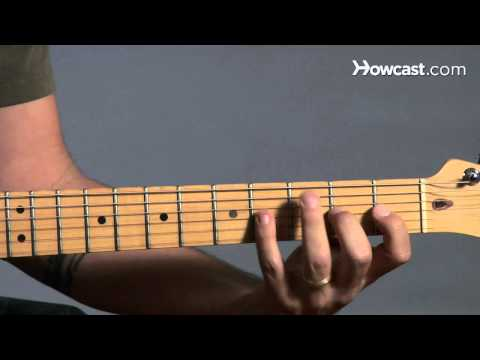 How to Play Guitar: Beginners / Finger Exercise 2