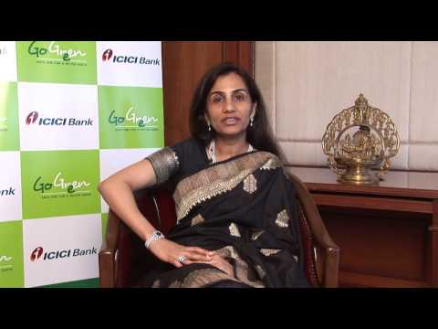 India Economic Summit 2009 - Chanda Kochhar