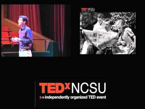 TEDxNCSU - Chase Whiteside and Erick Stoll - Journalism and Discourse Without Newspapers