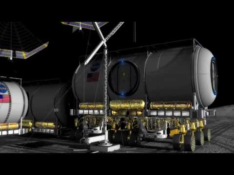 Real World: Tools for Construction - NASA's Lunar Crane