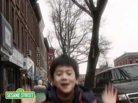 Sesame Street: Find the Number 20