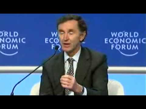 Davos Annual Meeting 2009 - Values Behind Market Capitalism