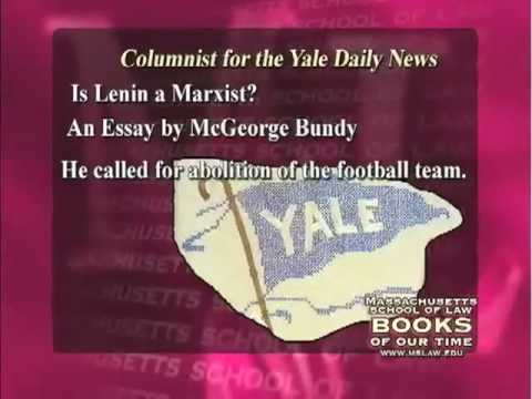 Skull & Bones Society: The Rise Of McGeorge Bundy