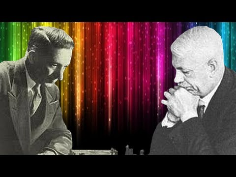 Famous Chess Game: Edward Lasker vs George Alan Thomas